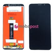 Дисплей для Huawei Honor 7A в сборе с тачскрином Черный - Ориг