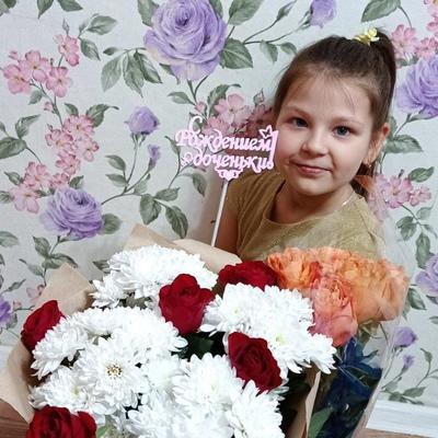 Ксения Головяшкина, Ульяновск