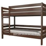 Кровать Джуниор с ящиками 900х2000 (Орех)