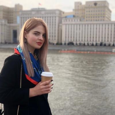 Алена Цветкова, Москва