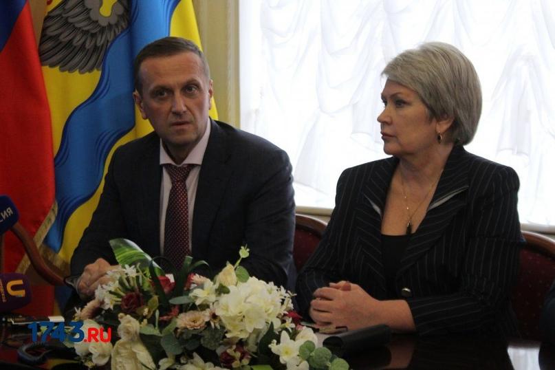 Глава Оренбурга взял отпуск до 30 июня
