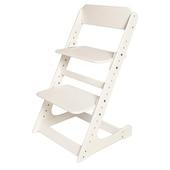 Растущий стул Белый