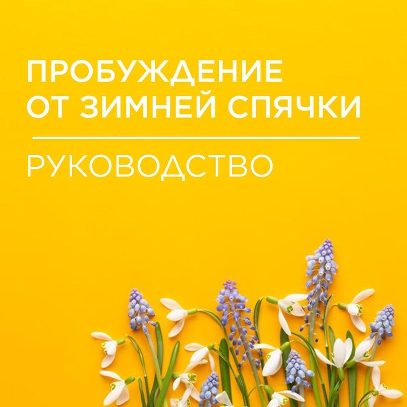 Чек-лист на весну: что нужно сделать для пробуждения от зимней спячки