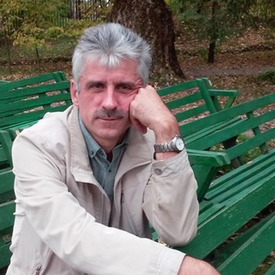 Сергей Кузьмин, Санкт-Петербург