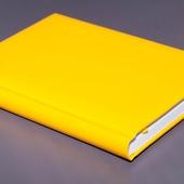 Ежедневник недатированный A5 желтый