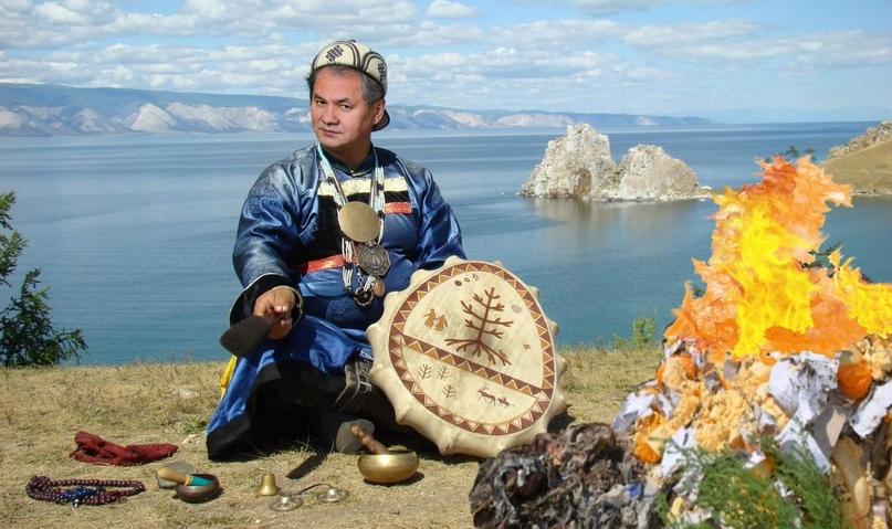 Андрей Нальгин. Грибной дух Шойгу