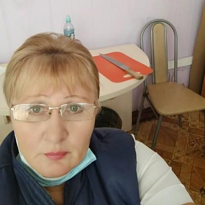 Людмила Орешникова