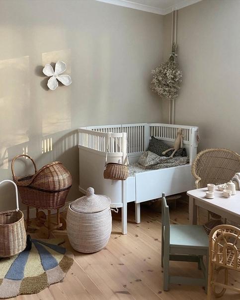 Потрясающе уютный и атмосферный интерьер квартиры в стиле...