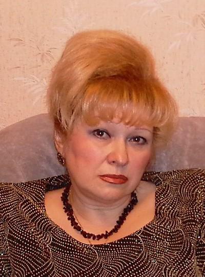 Галина Токарева, Санкт-Петербург