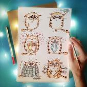 МК (Запись эфира) : Рисуем котиков
