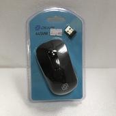 Мышь Oklick 445MW черный оптическая (1200dpi) беспроводная USB (3but)