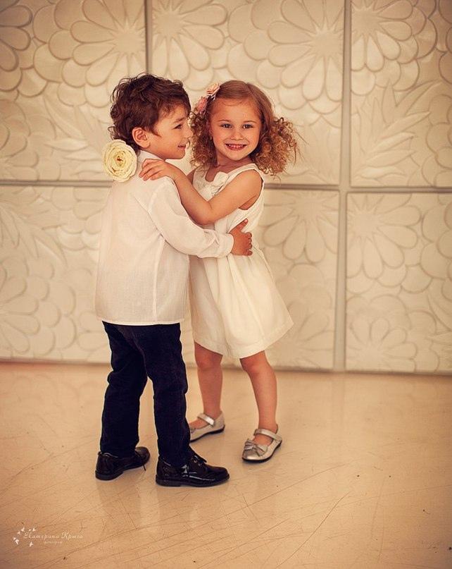 Как детки говорят о любви.