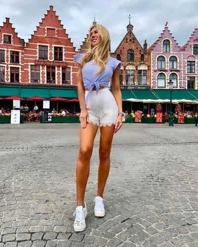 Nadezhda Estse, Москва