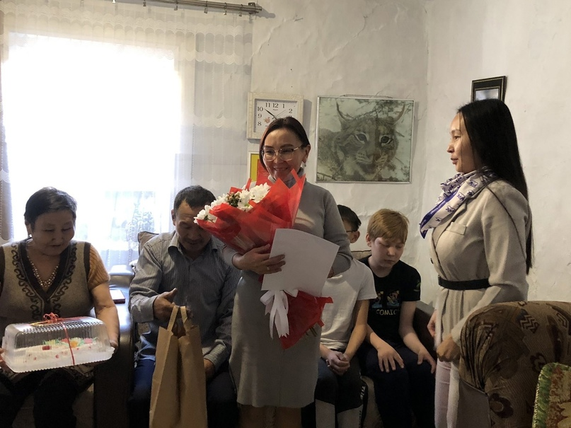 Единороссы поздравляют жителей Тувы с Международным днём семьи