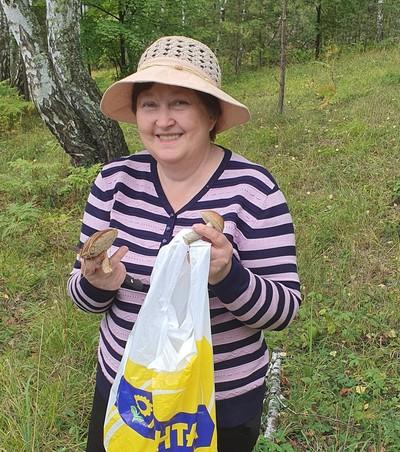 Татьяна Цуканова-Тарасова, Новосибирск