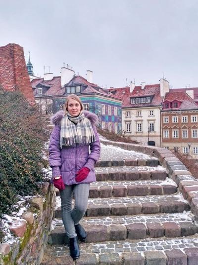 Antonina Grigoreva, Москва