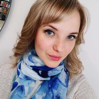 Анна Крупеникова, Вологда