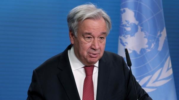 Генсек ООН сделал заявление насчёт вопроса установления происхождения...