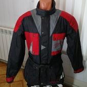 (0958)Мотокуртка текстильная Diablo, р-р L.