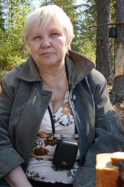 Нина Мохначёва, Архангельск