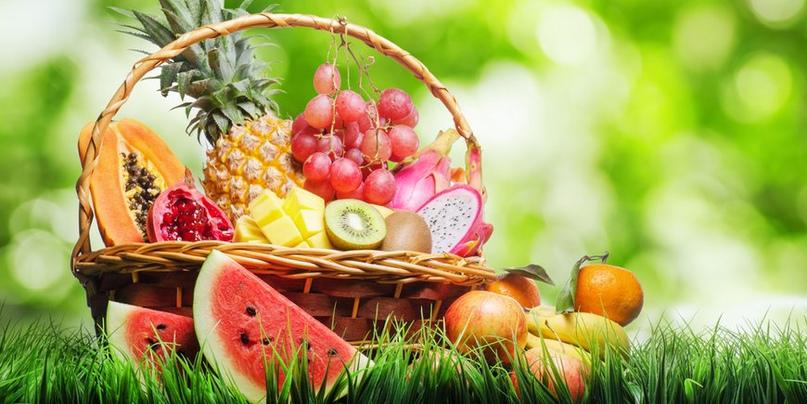 5 причин есть больше фруктов