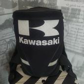(О389)Рюкзак Kawasaki (оригинал)