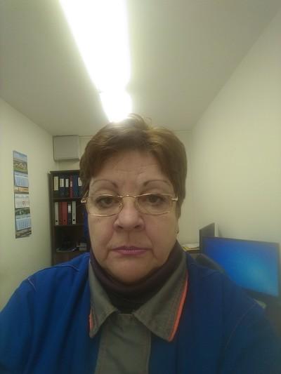 Ольга Степанова, Бокситогорск