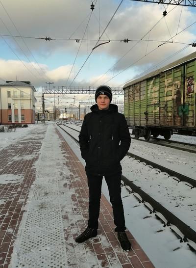 Степан Банников, Томск