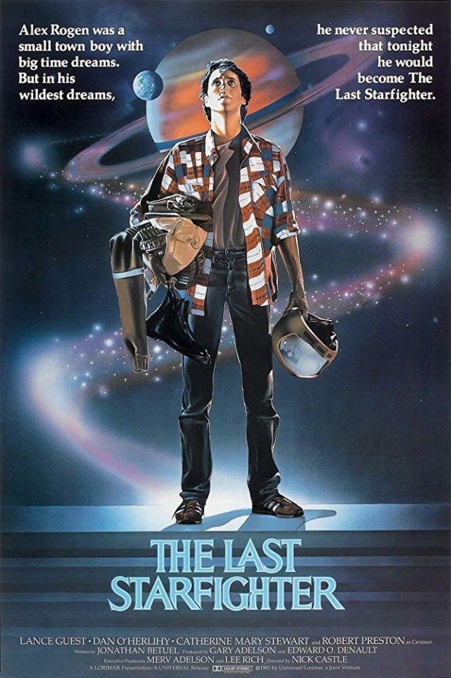 """🆕""""ПОСЛЕДНИЙ ЗВЕЗДНЫЙ БОЕЦ"""" The Last Starfighter (1984) Перевод: Андрей Гаврилов...."""