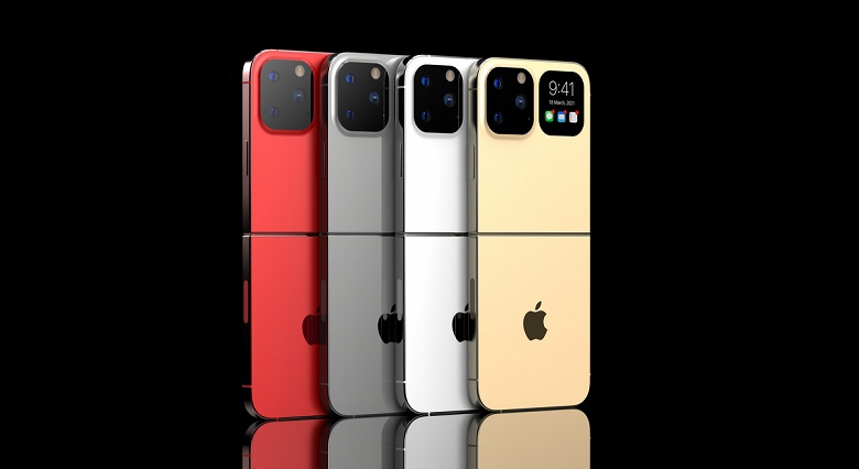 Apple iPhone с 8-дюймовым гибким экраном на основе серебряных нанопроволок выйдет в 2023 году