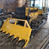 Корчеватель ВТ-90 (Агромаш-90ТГ), 1 гц подьема, 2 гц наклона рамы, 7 клыков