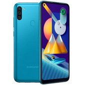 Смартфон Samsung SM-M115F Galaxy M11 Бирюзовый