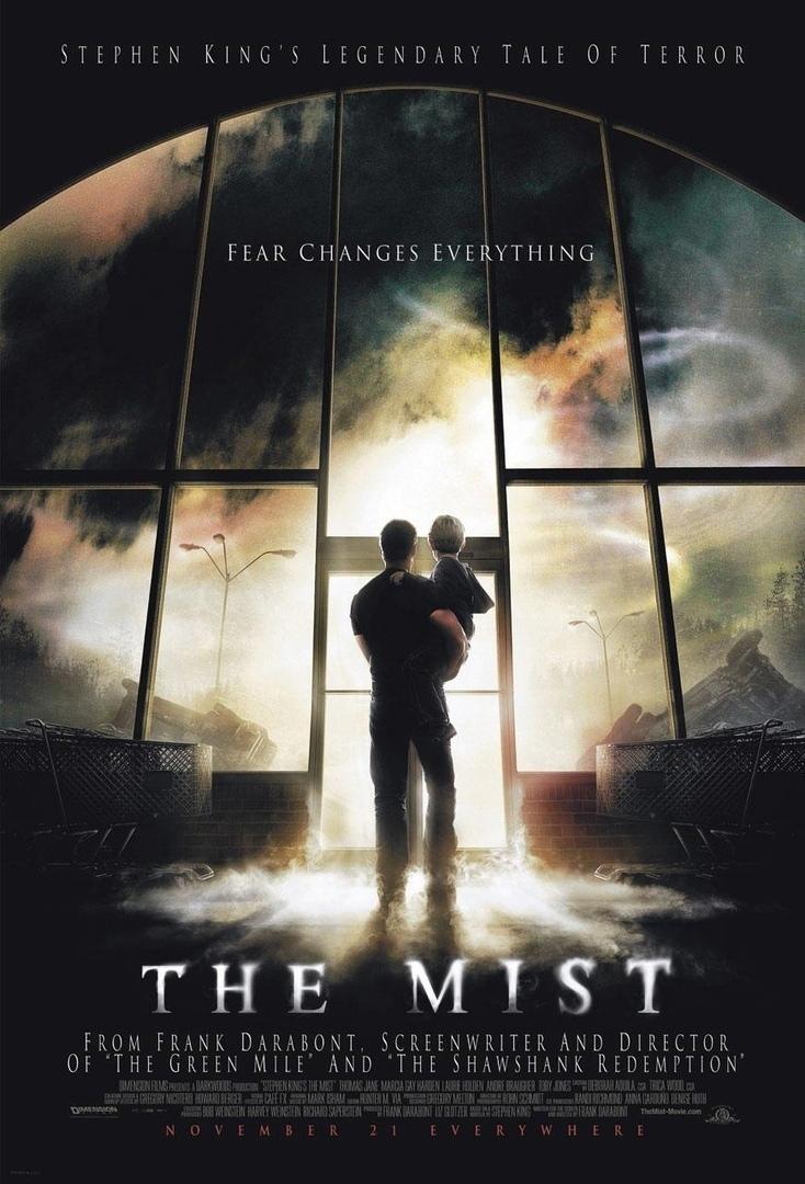 «Мгла»   The Mist, 2007