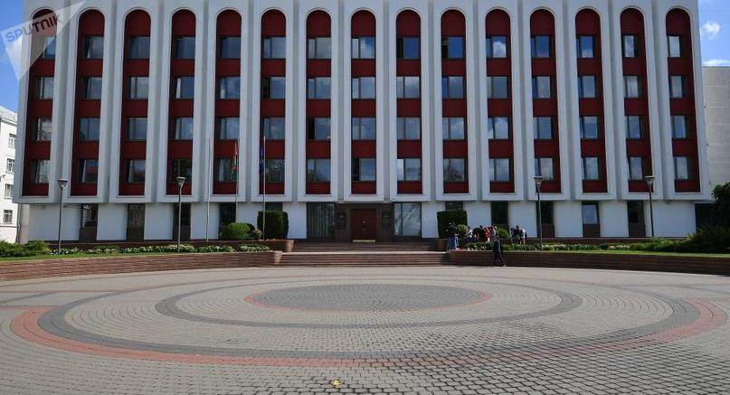 Встреча в МИД Беларуси: о чем говорили замминистра и посол Евросоюза.
