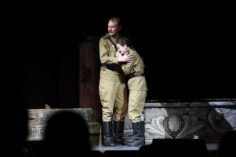В Краснодаре после реконструкции открыли Театр Защитника Отечества