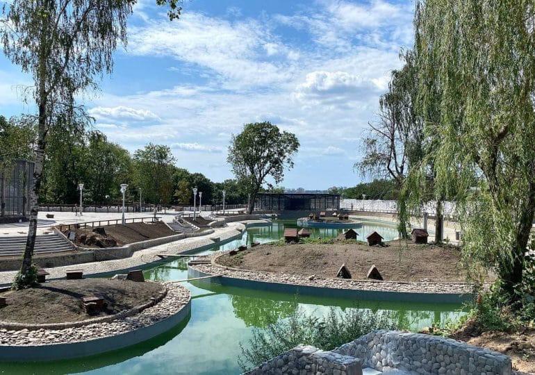 23 августа 2021 года в честь Дня города откроют Харьковский зоопарк, который рек...