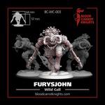Фурисджон | Игровая миниатюра 32 мм