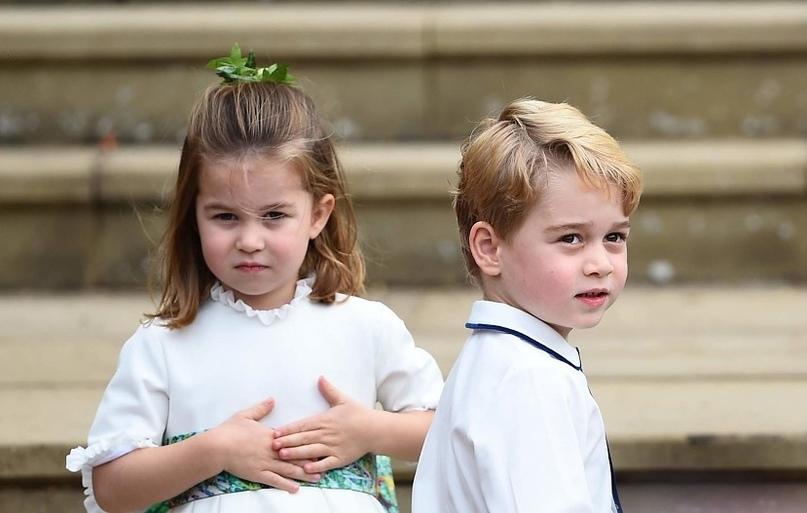 Принц Уильям поделился неожиданными подробностями характеров Джорджа и Шарлотты