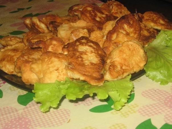 Счастливая курица  Ингредиенты:  - филе курицы (грудка) - яйца - майонез для...