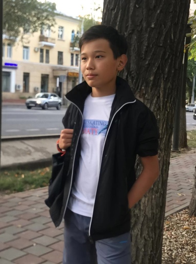 Диас Нурланов, Алматы