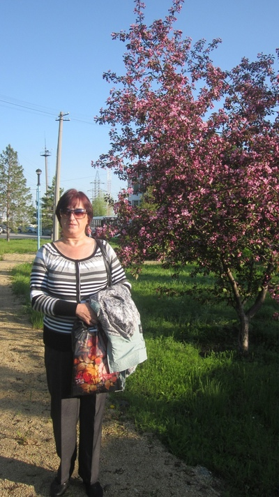 Ольга Лопатина, Челябинск