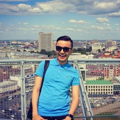 Ярик Гнатюк, Москва