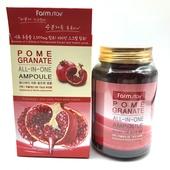 Антивозрастная увлажняющая ампула с экстрактом граната Farm Stay Pomegranate All-in-one Ampoule