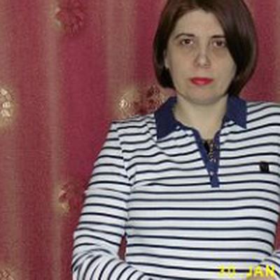 Ольга Менщикова, Ялуторовск