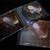 "Диск с альбомом ""Предисловие"" (2020)"