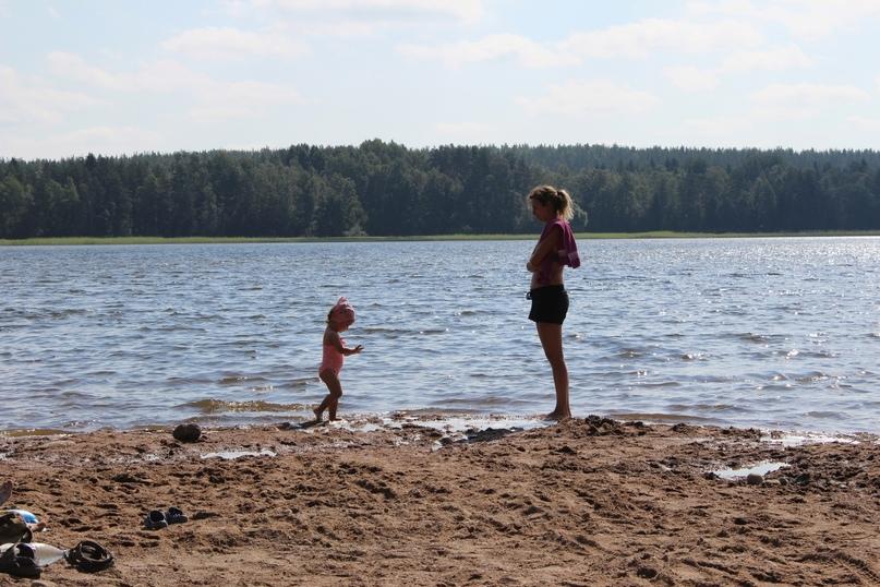 Дневное посещение семейные базы с предоставлением беседки и мангала на берегу оз...