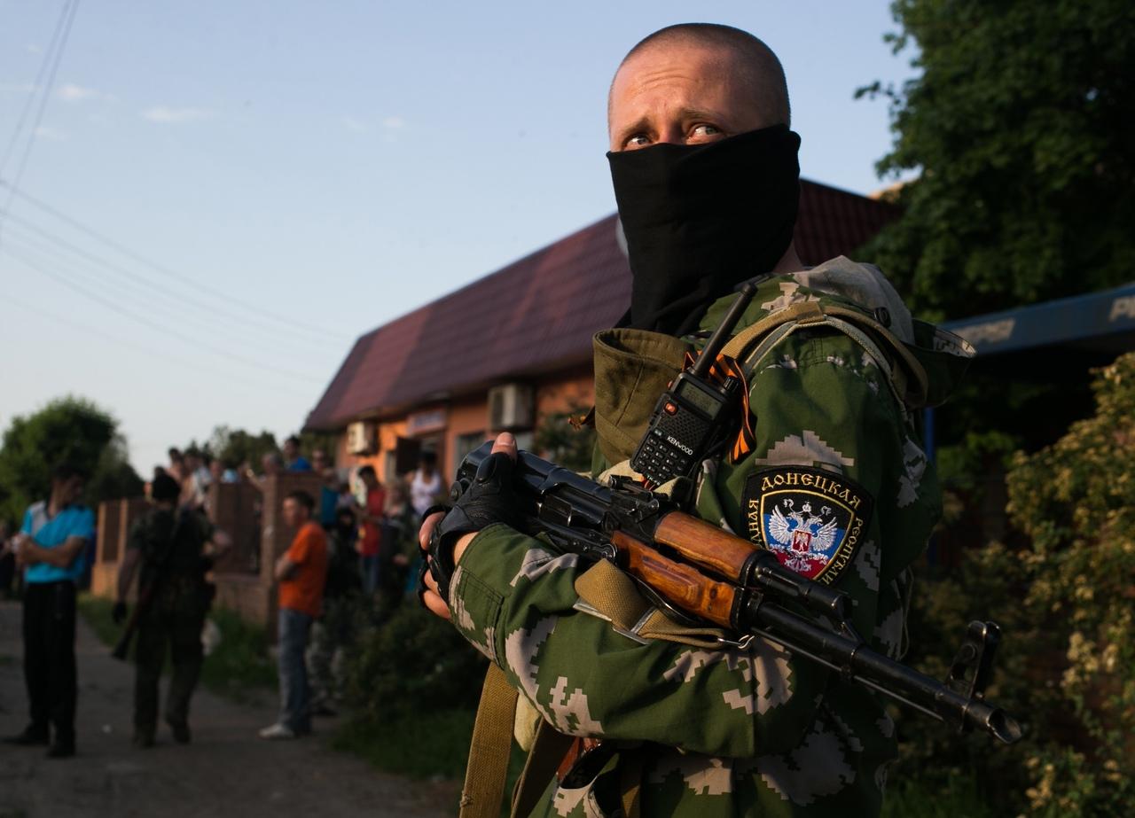 Донбасс, * Фото из открытых источников.
