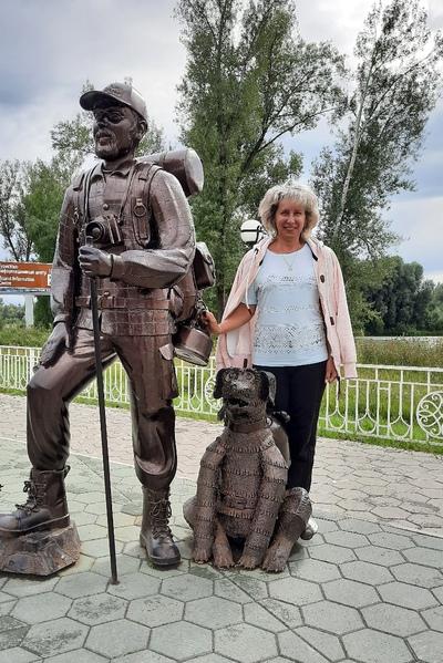 Валентина Соколовская, Краснодар