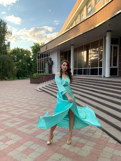 Есения Дмитриева, Санкт-Петербург