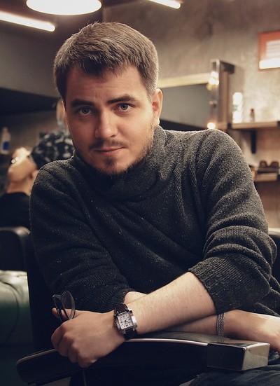 Александр Марков, Санкт-Петербург
